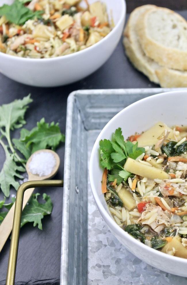 chicken kale sp stew