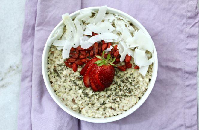 instant pot paleo oatmeal