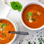 Easy Instant Pot Tomato Soup